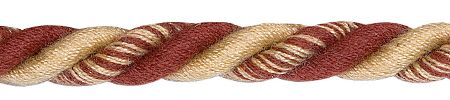 Henna Wheat Mixed Cording