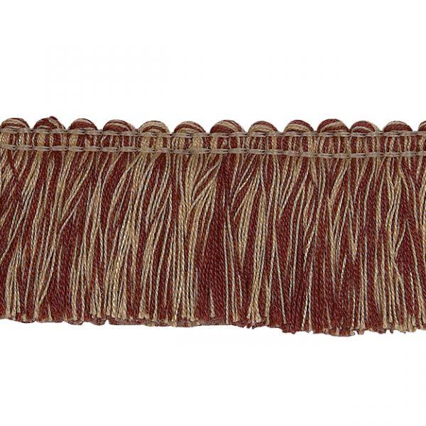 Henna Wheat Mixed Fringe
