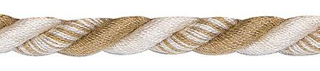 Vellum Brass Mixed Cording