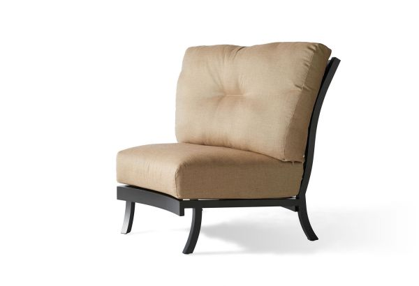 Georgetown Cushion Armless Lounge Chair