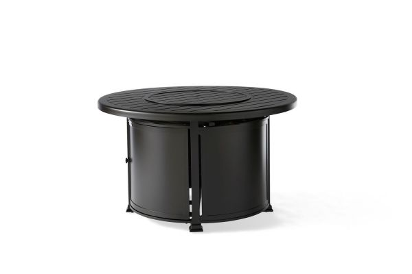Paso Robles Round Chat Height Fire Table
