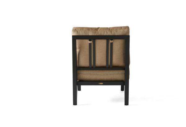 Madeira Cushion Armless Lounge Chair