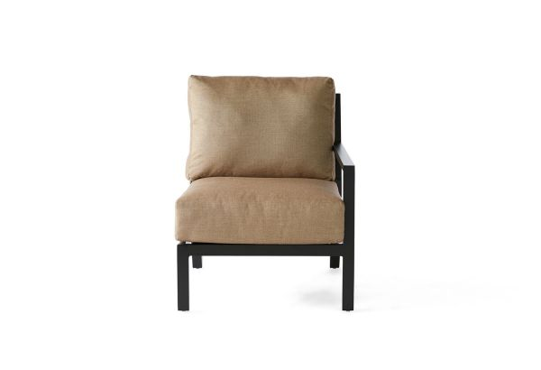 Madeira Cushion RAF Sectional End Unit