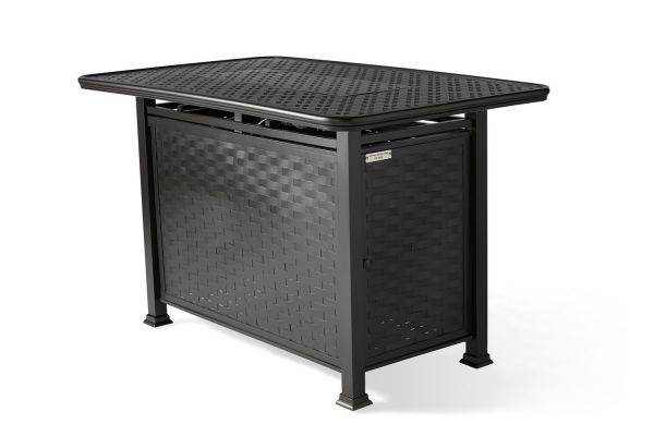 Cambria Rectangular Counter Height Fire Table
