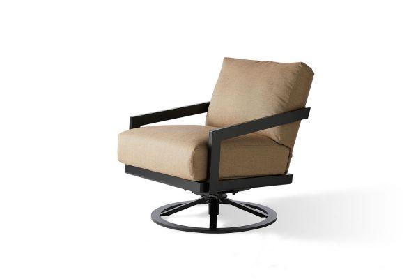 Oslo Spring Swivel Lounge Chair