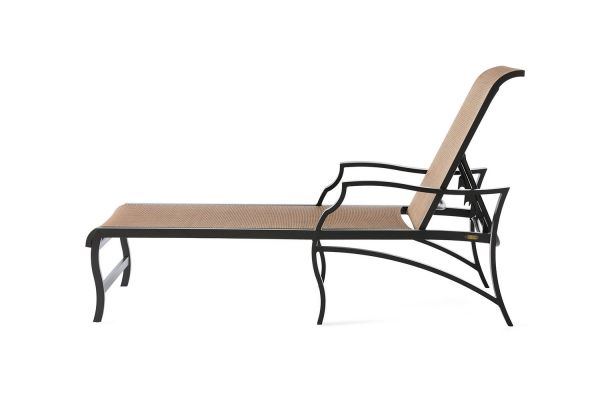 Palisades Sling Chaise Lounge