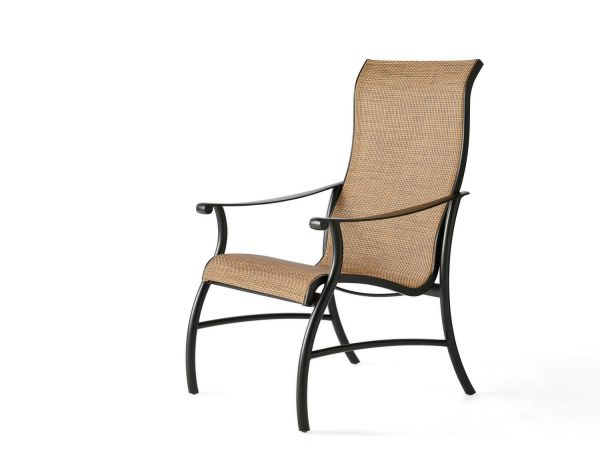 Seville Sling Dining Armchair