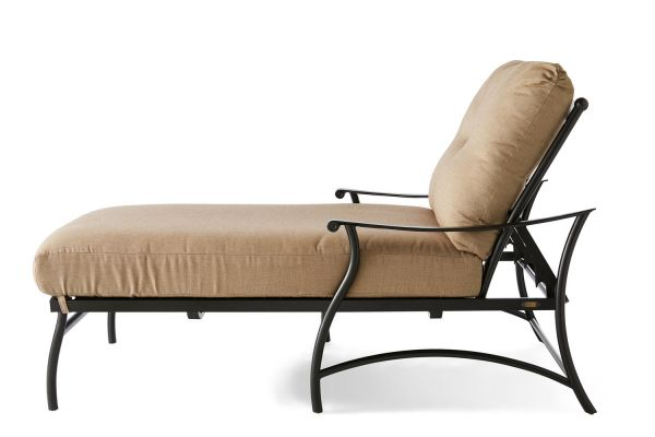 Seville Cushion Chaise Lounge and a Half