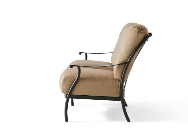 Seville Cushion Love Seat