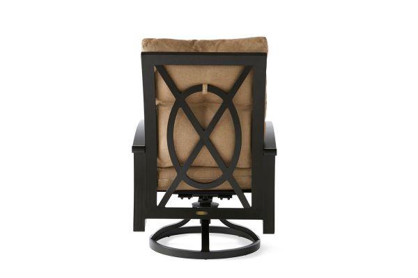 Salisbury Swivel Rocking Dining Armchair
