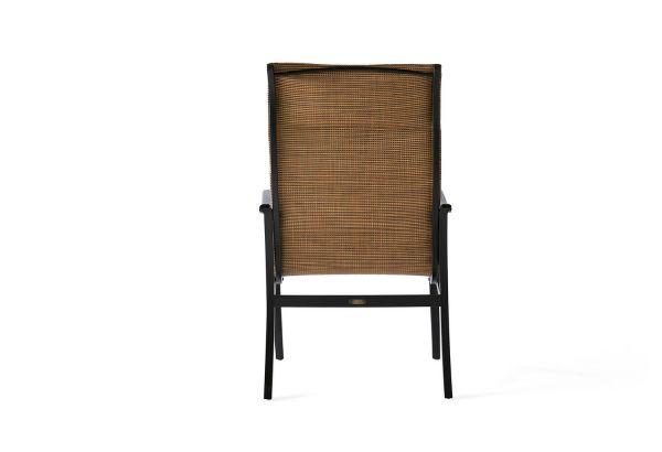 Turin Padded Sling Dining Armchair