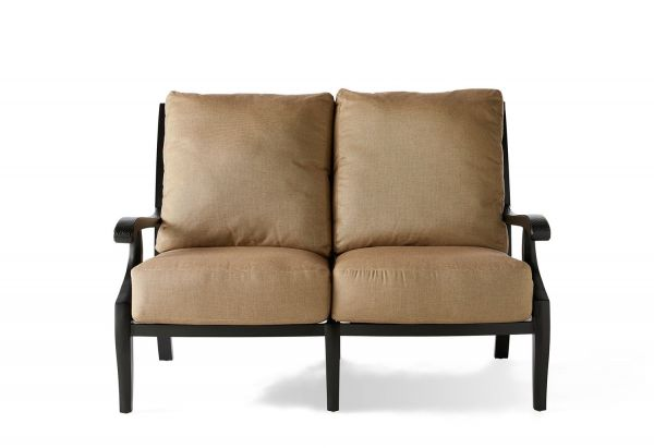 Turin Cushion Love Seat