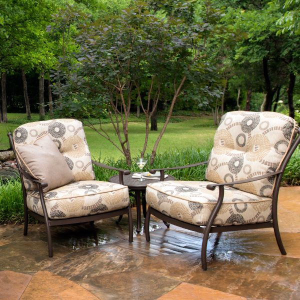 Seville Cushion Chaise Lounge