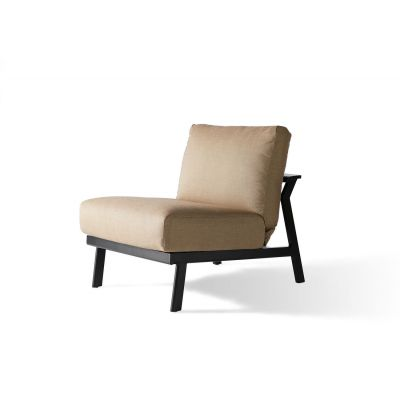 Dakoda Cushion Armless Lounge Chair