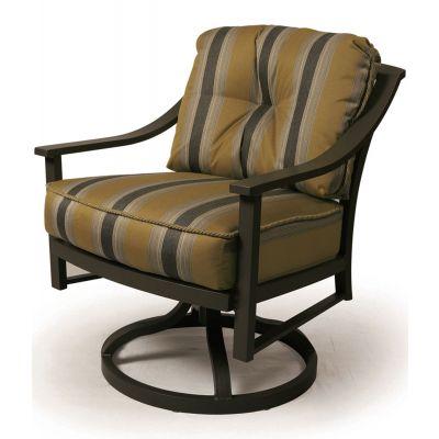 Ellington Swivel Rocking Dining Armchair