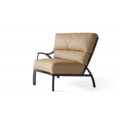 Heritage Cushion LAF Sectional End Unit
