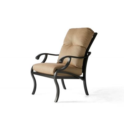 Volare Cushion Dining Armchair
