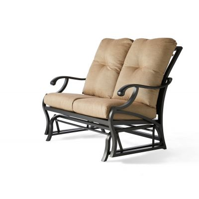 Volare Cushion Love Seat Glider