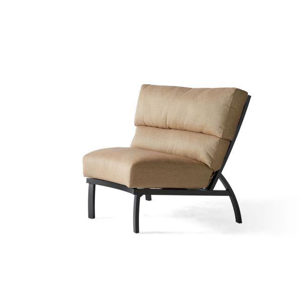 Heritage Cushion Armless Lounge Chair