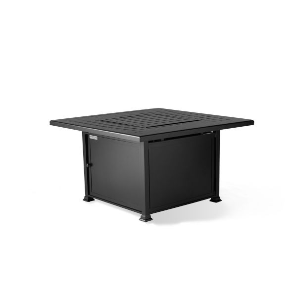 Paso Robles Square Chat Height Fire Table