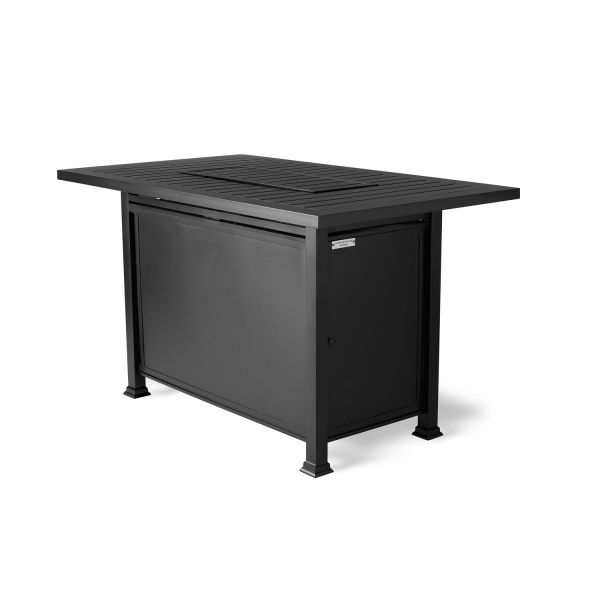 Paso Robles Rectangular Counter Height Fire Table