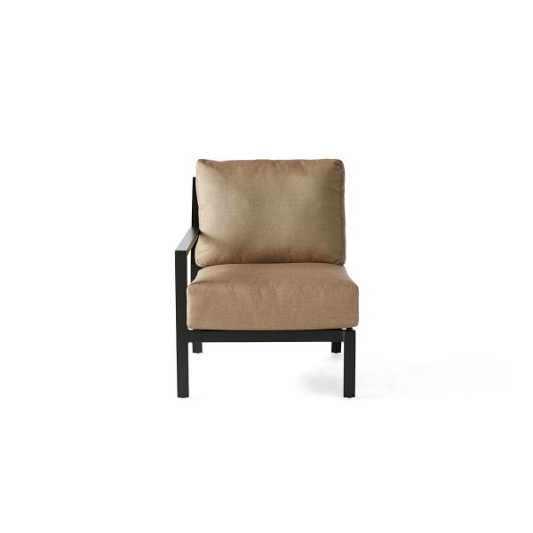 Madeira Cushion LAF Sectional End Unit