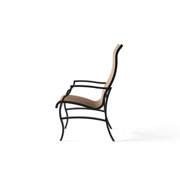 Palisades Sling Dining Armchair