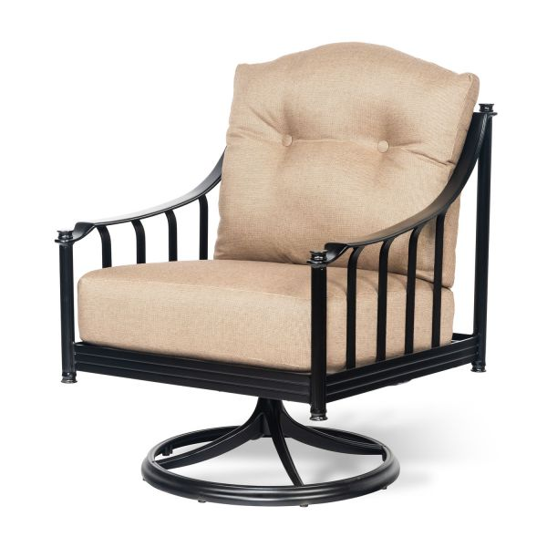 Province Swivel Rocking Lounge Chair
