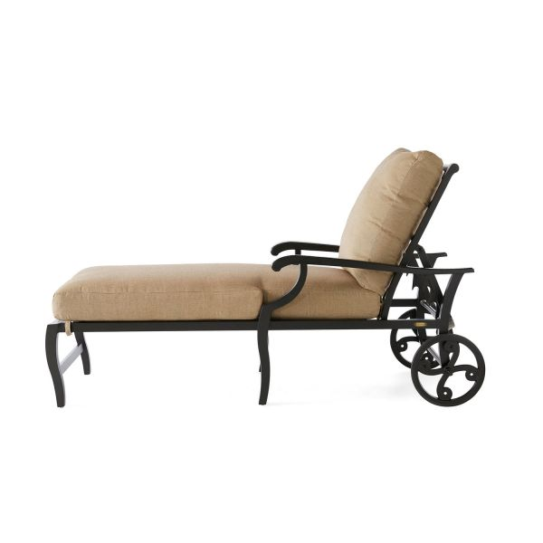 Turin Cushion Chaise Lounge