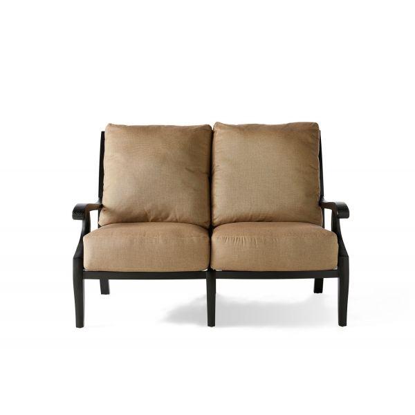 Turin Cushion Love Seat