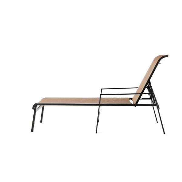 Tayler Sling Chaise Lounge