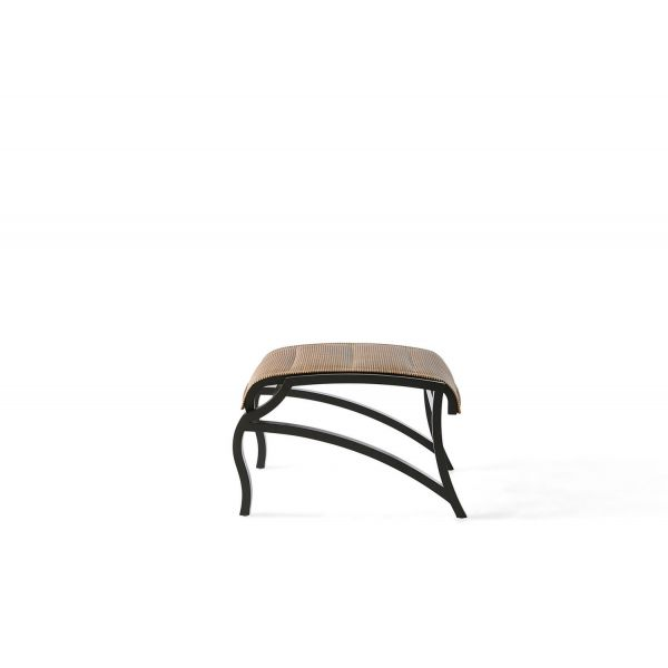 Volare Padded Sling Ottoman