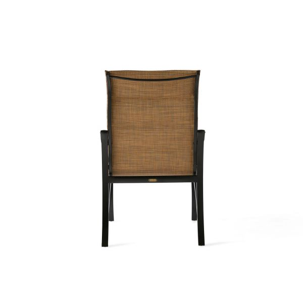 Volare Padded Sling Dining Armchair