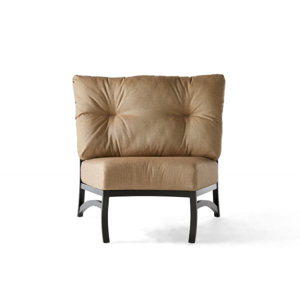 Volare Cushion Armless Lounge Chair