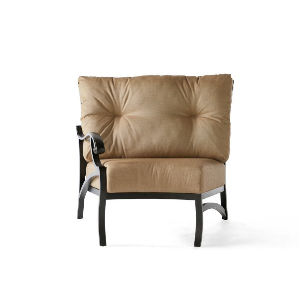 Volare Cushion LAF Sectional End Unit