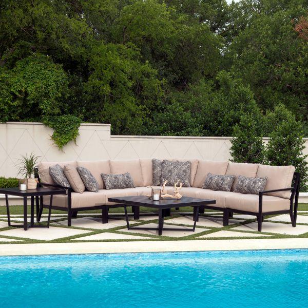 Madeira Cushion Lounge Chair