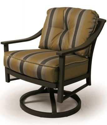Ellington Swivel Rocking Dining Armchair