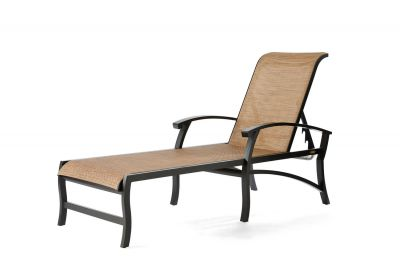 Georgetown Sling Chaise Lounge