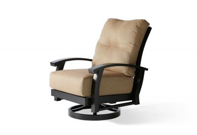 Georgetown Cushion Spring Swivel Lounge Chair
