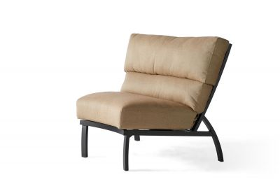 Heritage Cushion Armless Lounge Chair