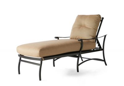 Seville Cushion Chaise Lounge