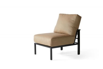Sarasota Cushion Armless Lounge Chair