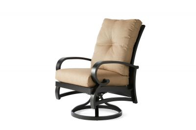Salisbury Swivel Rocking Dining Armchair