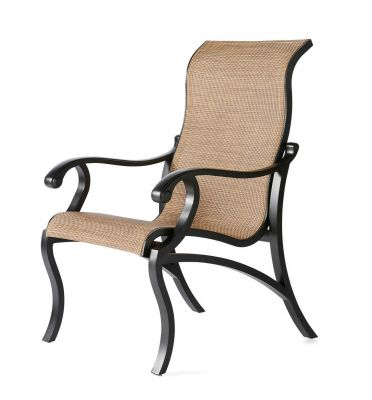 Volare Sling Dining Armchair