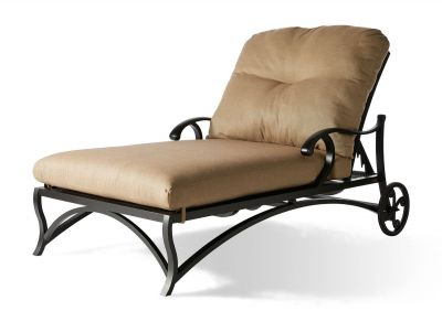 Volare Cushion Oversized Chaise Lounge