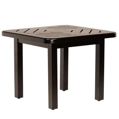 """Trinidad 27"""" Square End Table"""