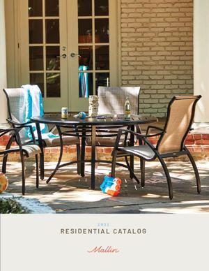 Mallin 2022 Retail Catalog Cover