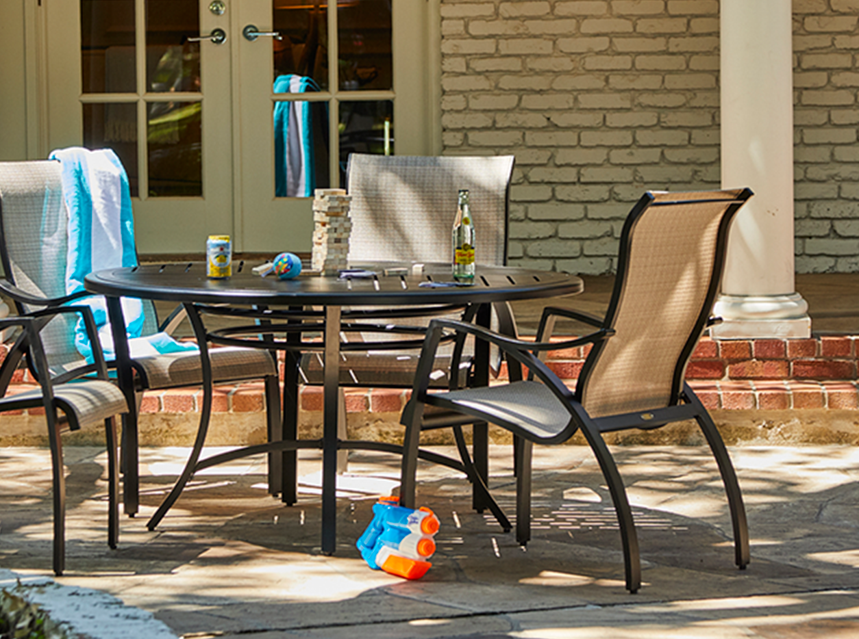 Mallin Outdoor Dining Set