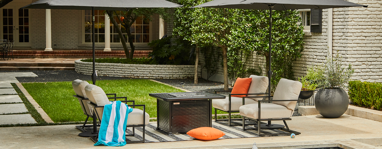 Mallin Quincy Outdoor Furniture Collection
